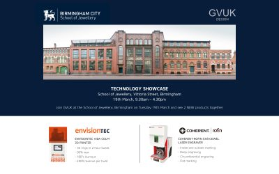 Technology Showcase, 19th March 2019 – Birmingham