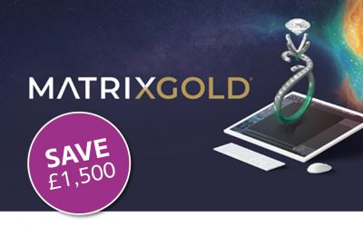 Save up to £1,500 on MatrixGold