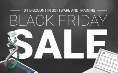 Black Friday Sale: Save 10% on Gemvision software or free 30 day trial