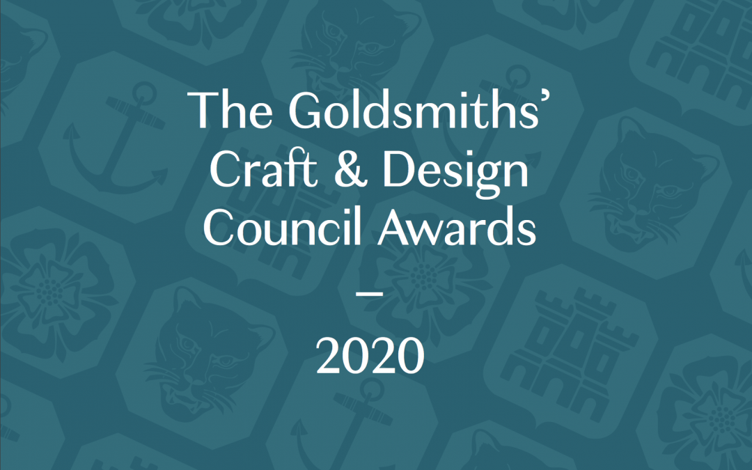The Goldsmiths' Craft & Design Council Awards 2020