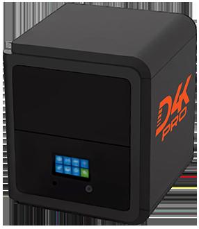 2020 EnvisionTEC D4K Pro 3D Printer
